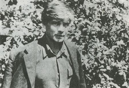 В. Ерофеев. Конец 60-х годов. Источник:www.moskva-petushki.ru