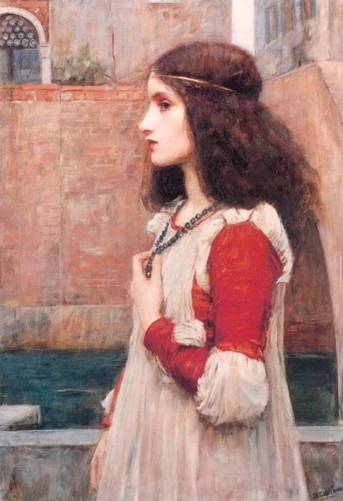 Дж.УОТЕРХАУЗ.Джульетта. 1898