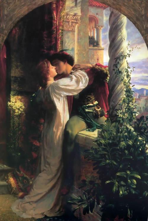 Ф.Дикси.Ромео и Джульетта