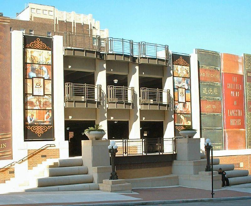 Библиотека в Канзас-сити-фликр