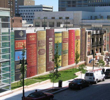 Библиотека в Канзас-сити-2