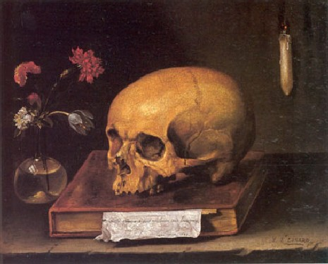 Ж.Линар.Vanitas. 1644