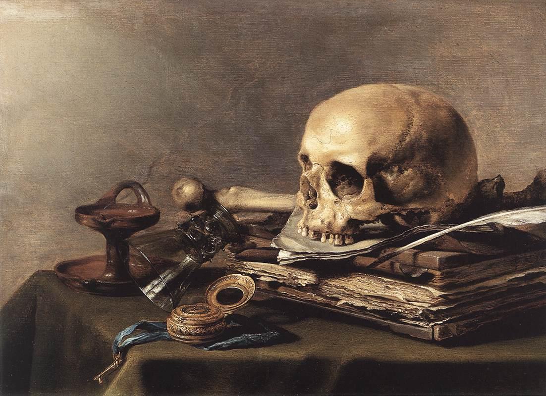 П. Клас ван Харлем. Vanitas. 1630