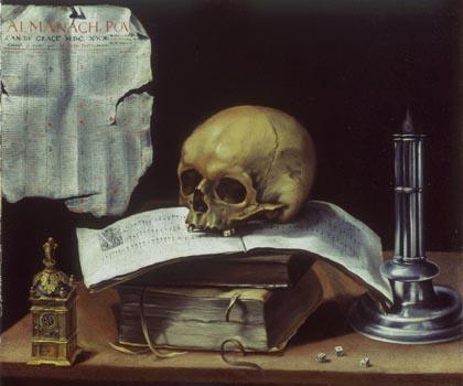 С. Штоскопф. Vanitas. 1630