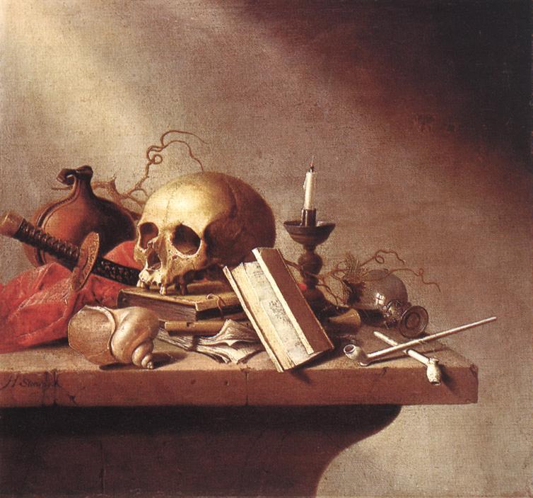 Х. Стенвик. Vanitas. 1640
