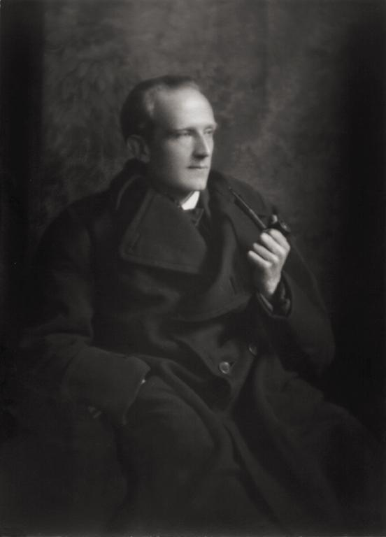 А.А. Милн (A.A. Milne), писатель, Англия, 1916