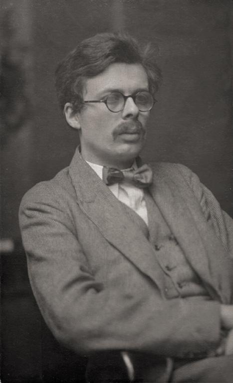 Олдос Хаксли (Aldous Huxley), писатель, Англия, 1922