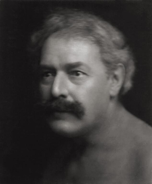 Артур Эдвард Уэйт (Arthur Edward Waite), писатель, Англия, 1915