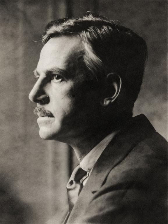 Юджин О'Нил (Eugene O'Neill), писатель, США, 1926