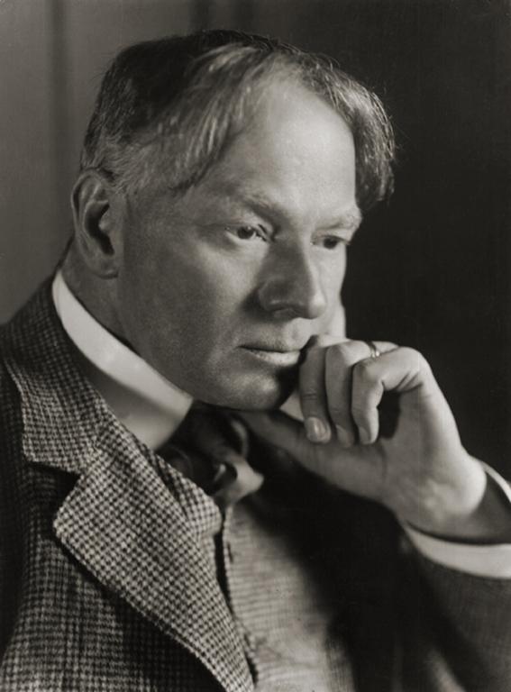 Джером К. Джером (Jerome K. Jerome), писатель, Англия, 1912