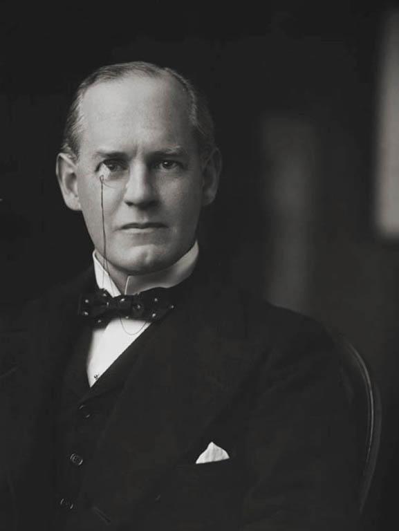 Джон Голсуорси (John Galsworthy), писатель, Англия, 1912