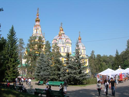 Фестиваль книги «Алматы – Кітап әлемі-2011»