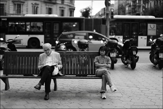 Spain - Barcelona, People