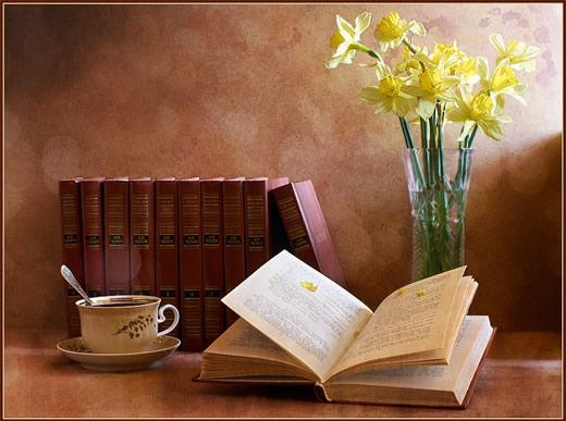 Весеннее чтение