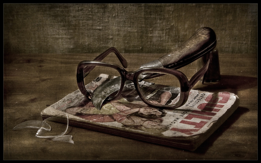 Чтение на ночь глядя...