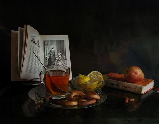 Чаепитие с Манон