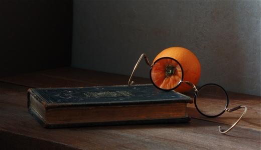 апельсиновая дальнозоркость