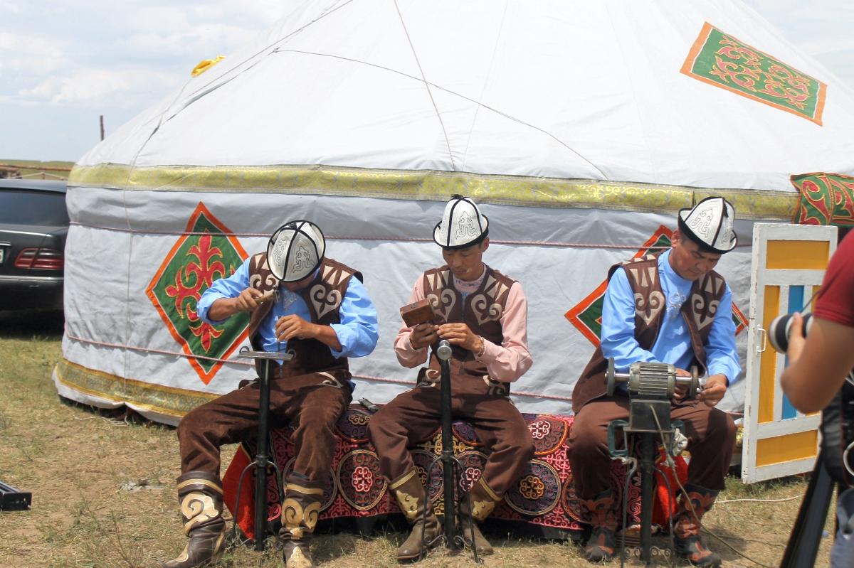 Этнофестиваль Ұлы дала - көшпенділер әлемі 2018